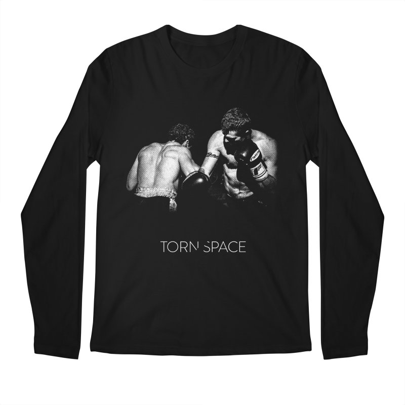 The Boxers Men's Regular Longsleeve T-Shirt by Torn Space Theater Merch