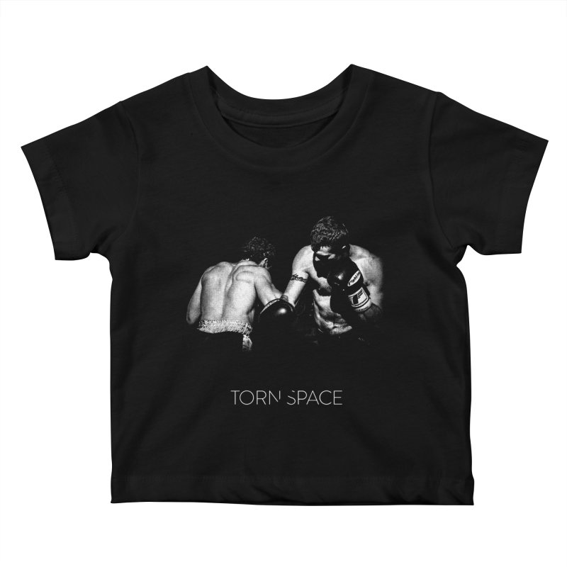 The Boxers Kids Baby T-Shirt by Torn Space Theater Merch