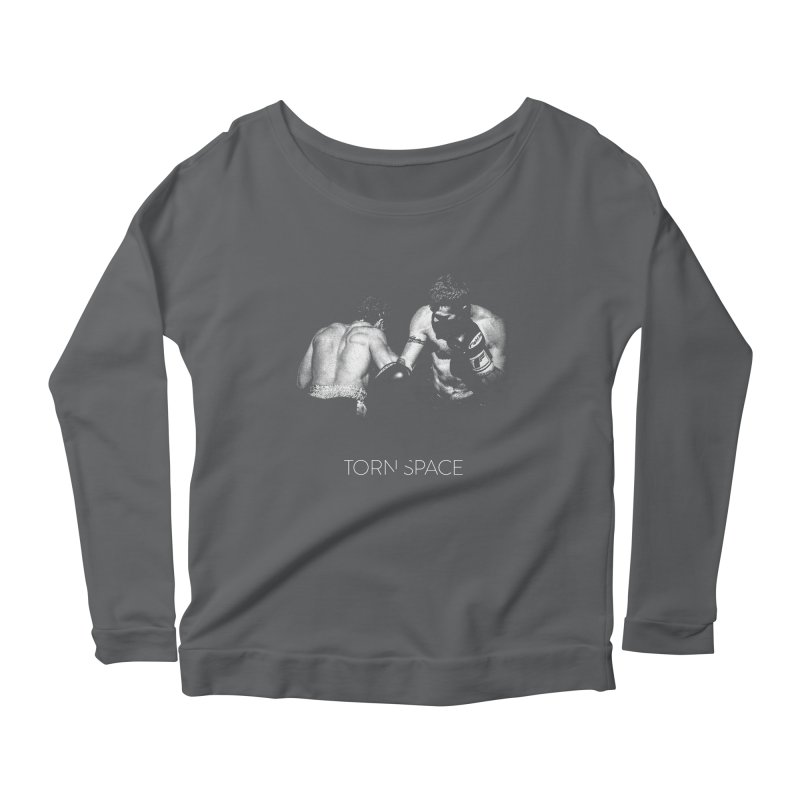 The Boxers Women's Scoop Neck Longsleeve T-Shirt by Torn Space Theater Merch