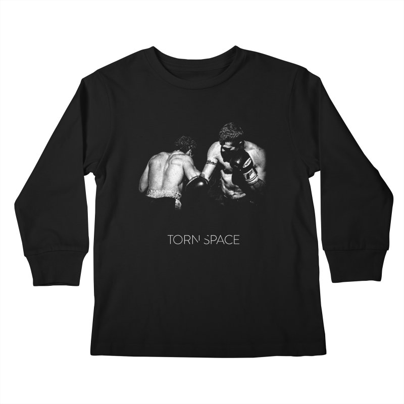 The Boxers Kids Longsleeve T-Shirt by Torn Space Theater Merch
