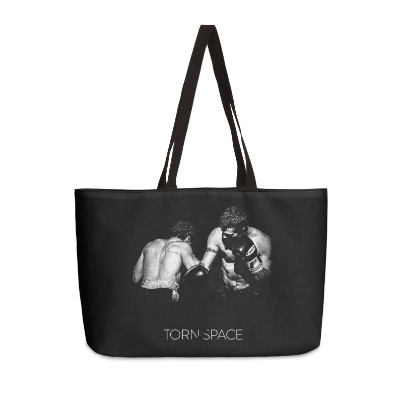 The Boxers Accessories Weekender Bag Bag by Torn Space Theater Merch
