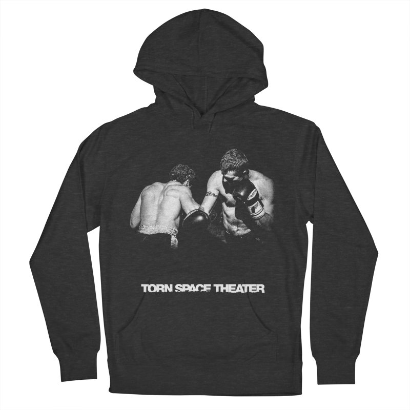 The Boxers Women's French Terry Pullover Hoody by Torn Space Theater's Artist Shop