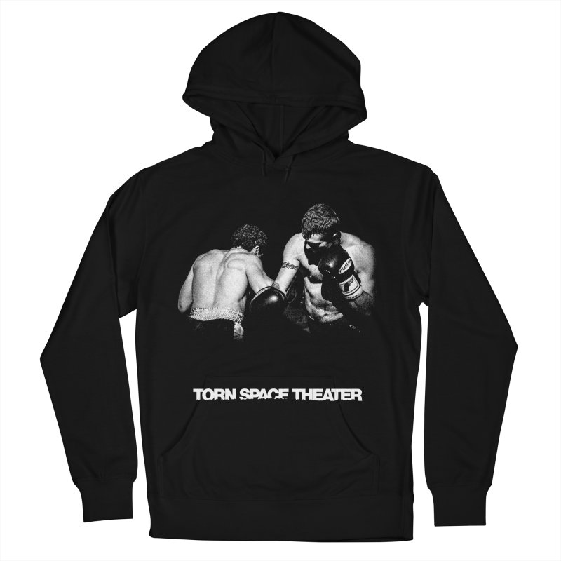 The Boxers Men's French Terry Pullover Hoody by Torn Space Theater's Artist Shop