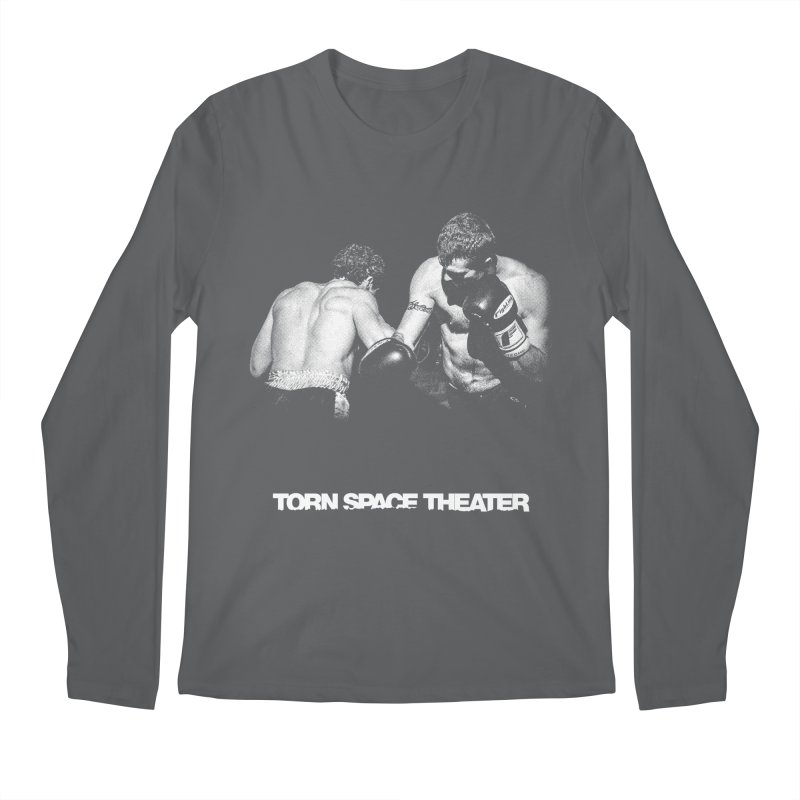 The Boxers Men's Longsleeve T-Shirt by Torn Space Theater's Artist Shop