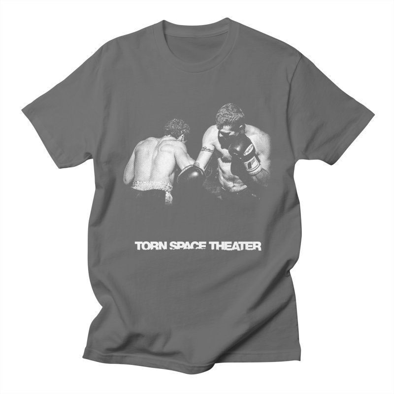 The Boxers Men's T-shirt by Torn Space Theater's Artist Shop
