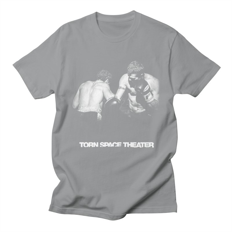 The Boxers Women's Regular Unisex T-Shirt by Torn Space Theater's Artist Shop