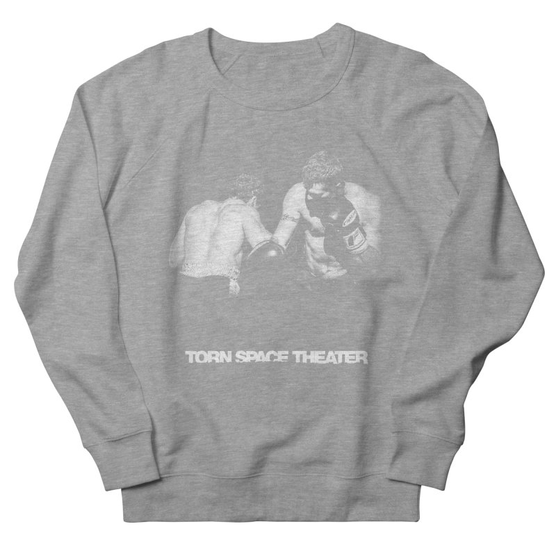 The Boxers Men's Sweatshirt by Torn Space Theater's Artist Shop