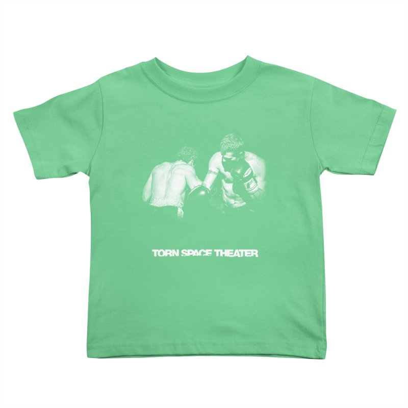The Boxers Kids Toddler T-Shirt by Torn Space Theater's Artist Shop
