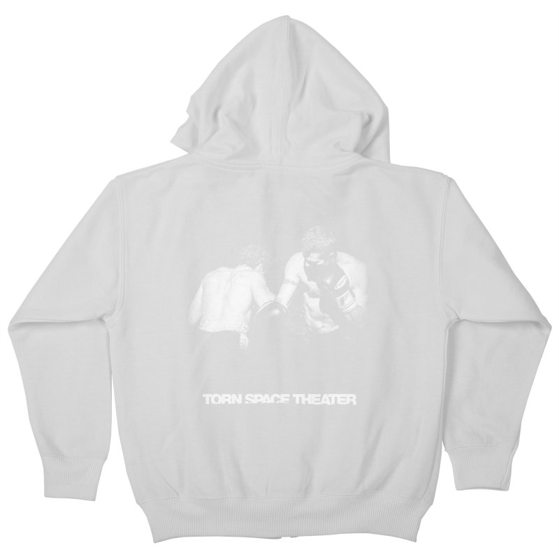 The Boxers Kids Zip-Up Hoody by Torn Space Theater's Artist Shop