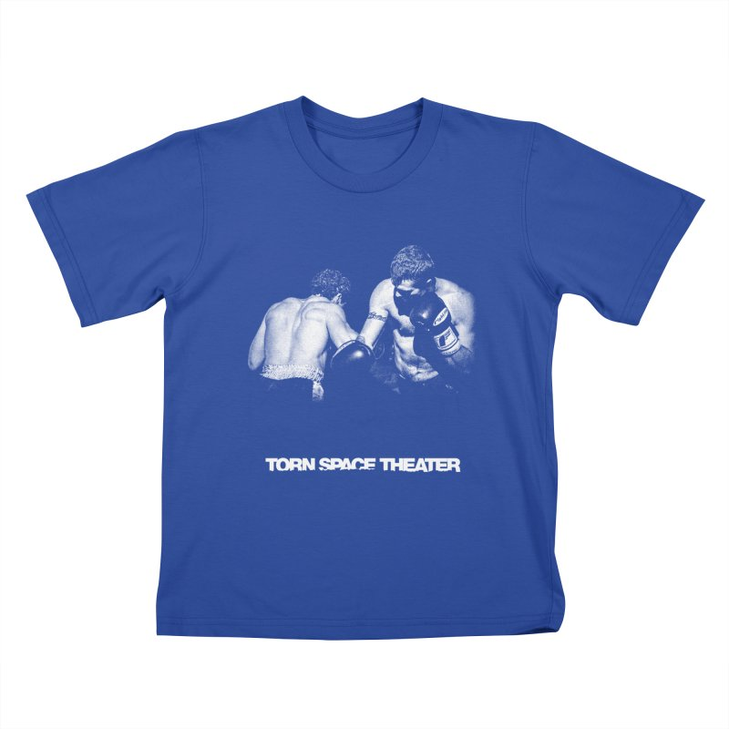 The Boxers Kids T-Shirt by Torn Space Theater's Artist Shop
