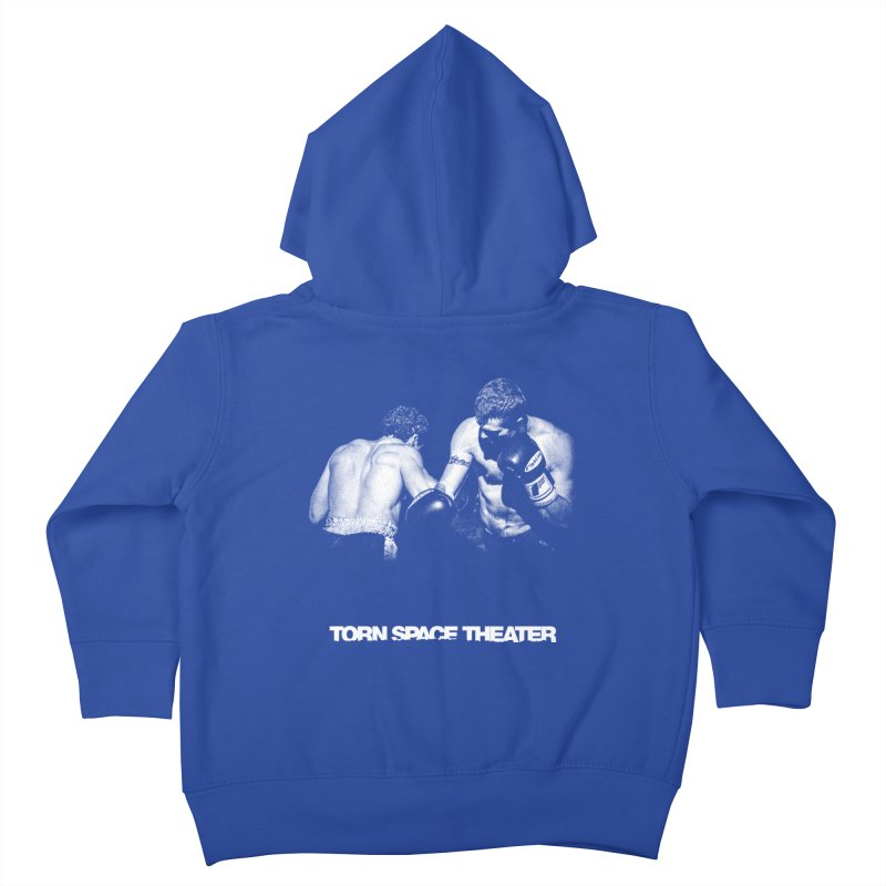 The Boxers Kids Toddler Zip-Up Hoody by Torn Space Theater's Artist Shop