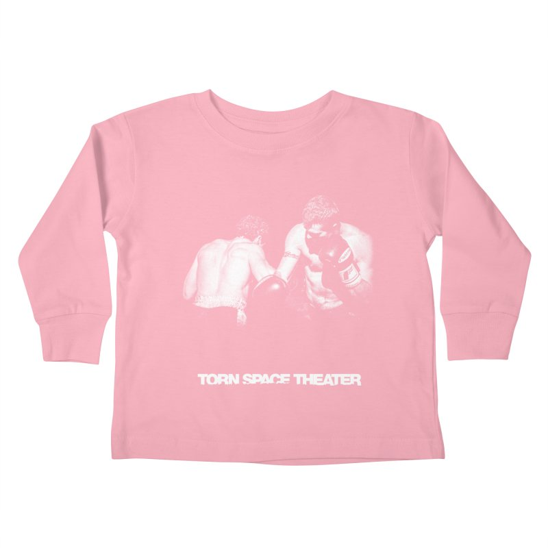 The Boxers Kids Toddler Longsleeve T-Shirt by Torn Space Theater's Artist Shop