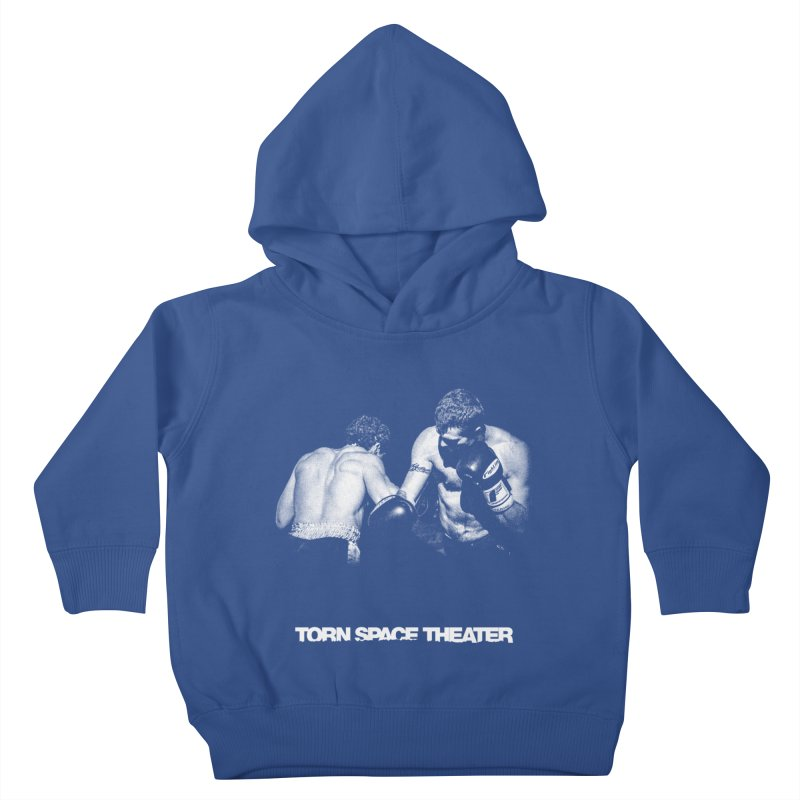 The Boxers Kids Toddler Pullover Hoody by Torn Space Theater's Artist Shop