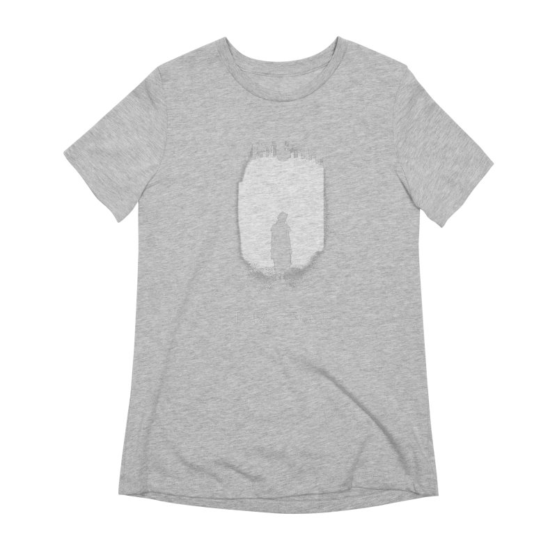 Furnace Silhouette Women's Extra Soft T-Shirt by Torn Space Theater Merch