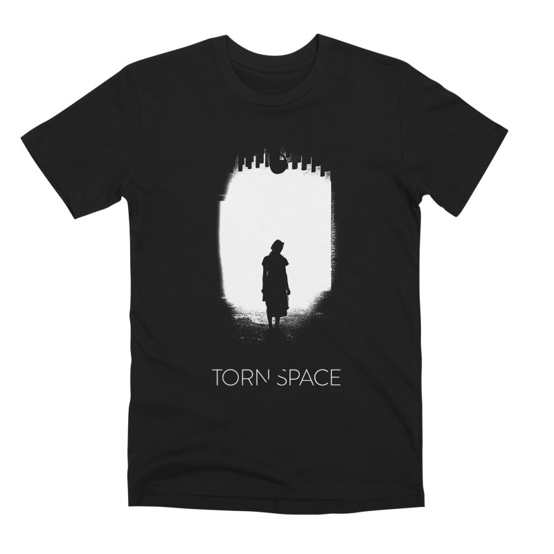 Furnace Silhouette Men's Premium T-Shirt by Torn Space Theater Merch