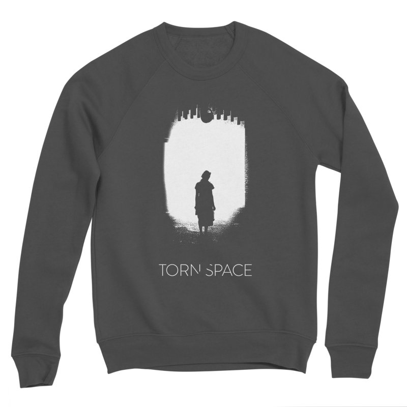 Furnace Silhouette Men's Sponge Fleece Sweatshirt by Torn Space Theater Merch
