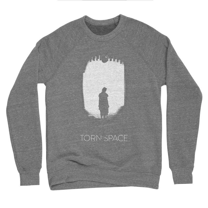 Furnace Silhouette Women's Sponge Fleece Sweatshirt by Torn Space Theater Merch