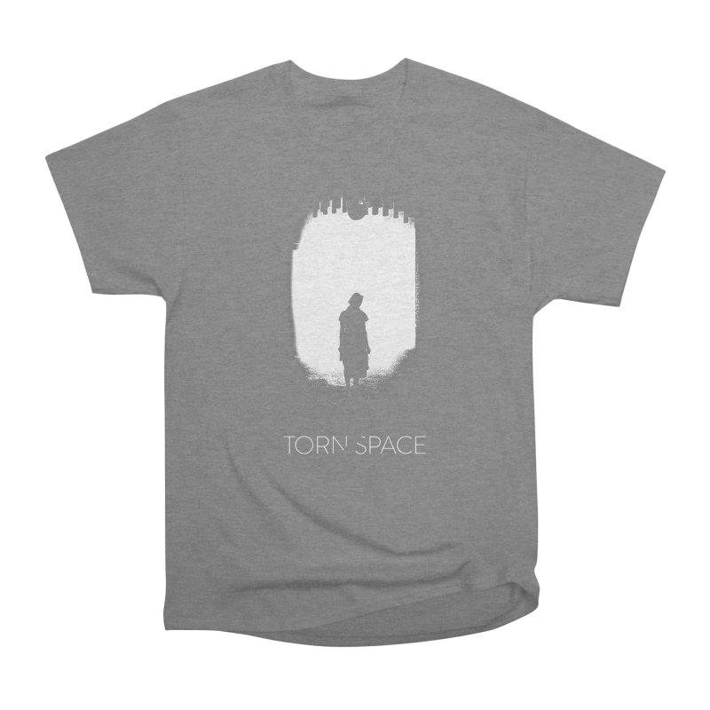 Furnace Silhouette Men's Heavyweight T-Shirt by Torn Space Theater Merch