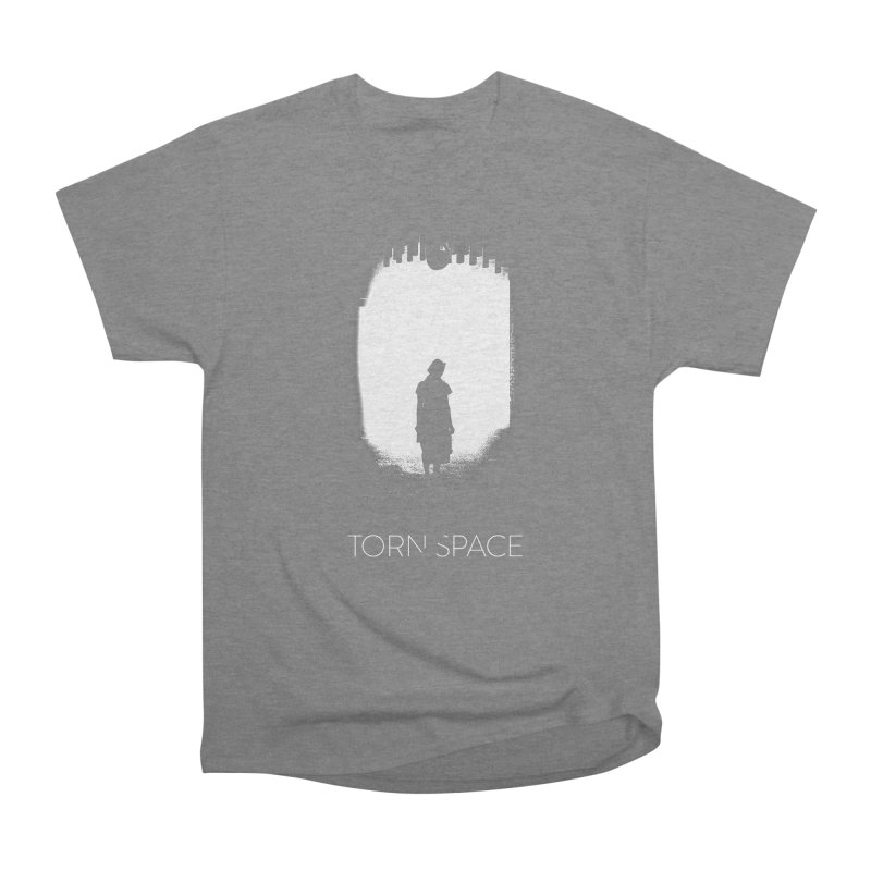 Furnace Silhouette Women's Heavyweight Unisex T-Shirt by Torn Space Theater Merch