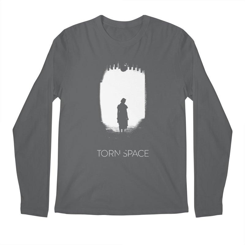 Furnace Silhouette Men's Regular Longsleeve T-Shirt by Torn Space Theater Merch