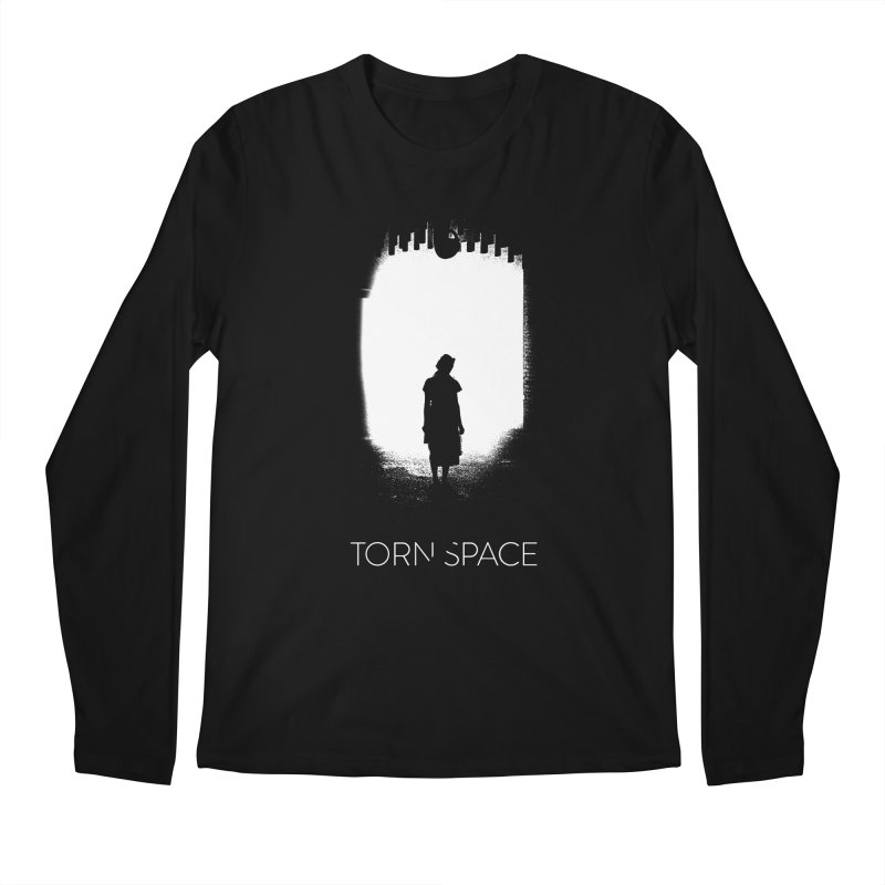 Furnace Silhouette Men's Regular Longsleeve T-Shirt by Torn Space Theater Merch