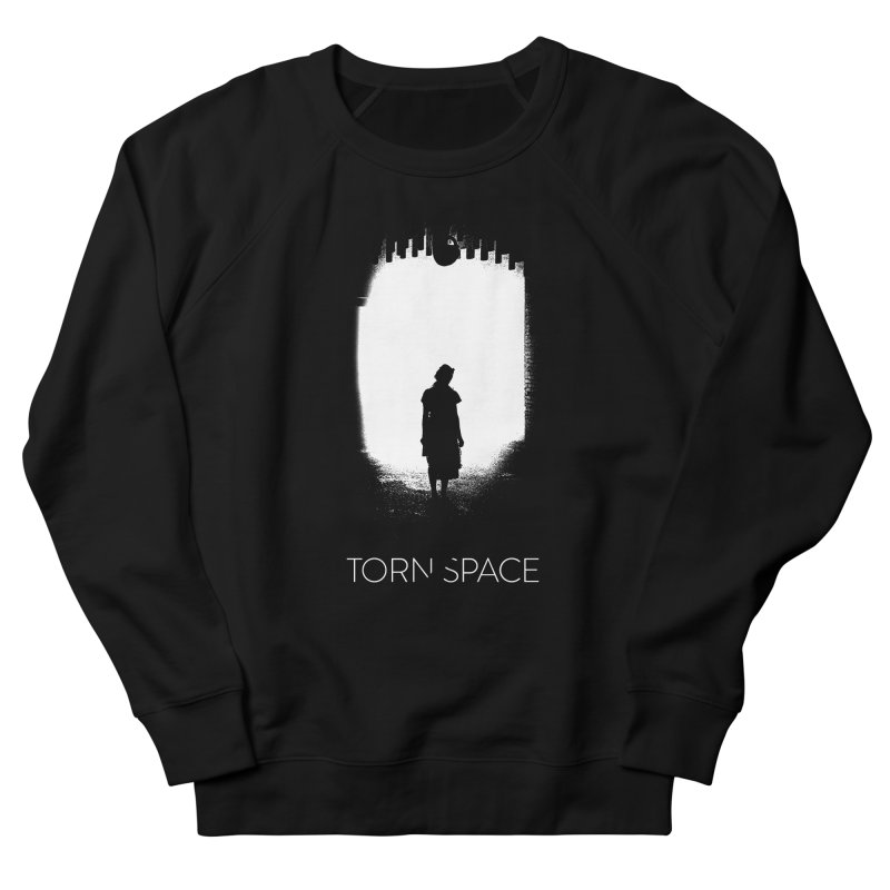 Furnace Silhouette Women's French Terry Sweatshirt by Torn Space Theater Merch