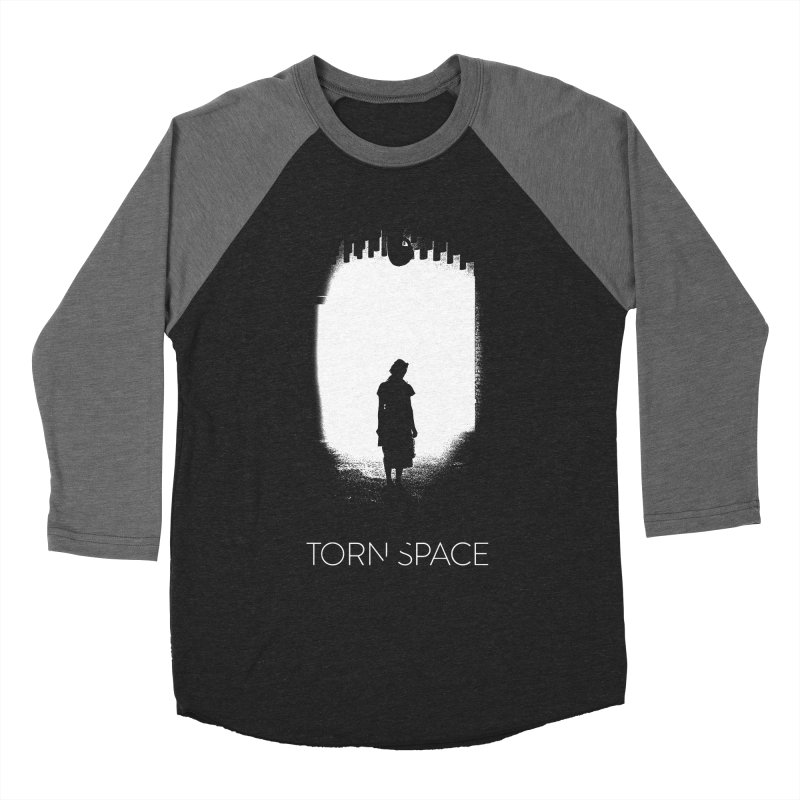 Furnace Silhouette Women's Baseball Triblend Longsleeve T-Shirt by Torn Space Theater Merch