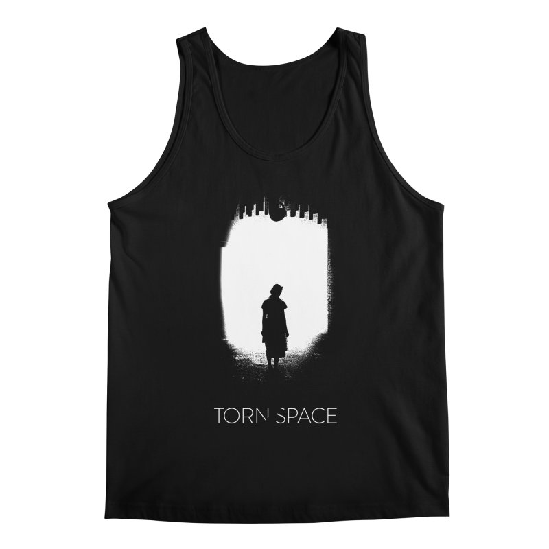 Furnace Silhouette Men's Regular Tank by Torn Space Theater Merch