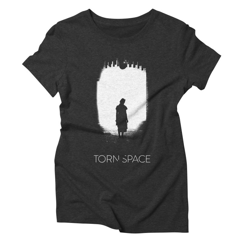 Furnace Silhouette Women's Triblend T-Shirt by Torn Space Theater Merch