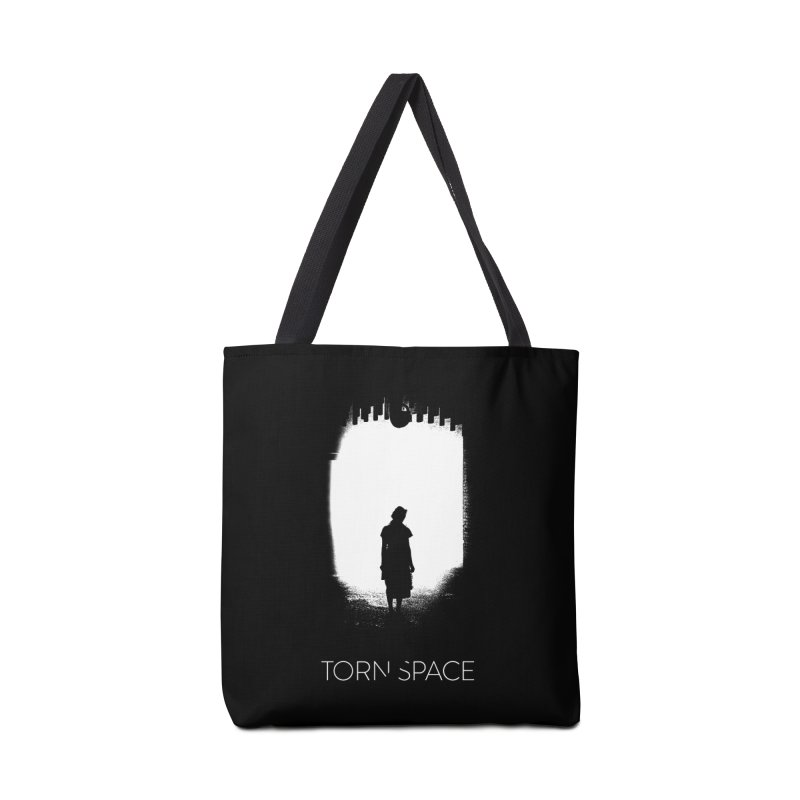 Furnace Silhouette Accessories Bag by Torn Space Theater Merch