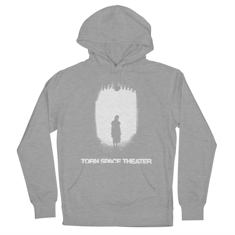 Furnace Silhouette Women's Pullover Hoody by Torn Space Theater's Artist Shop