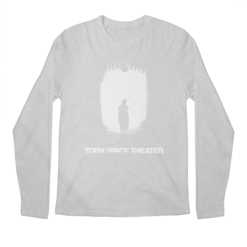 Furnace Silhouette Men's Regular Longsleeve T-Shirt by Torn Space Theater's Artist Shop