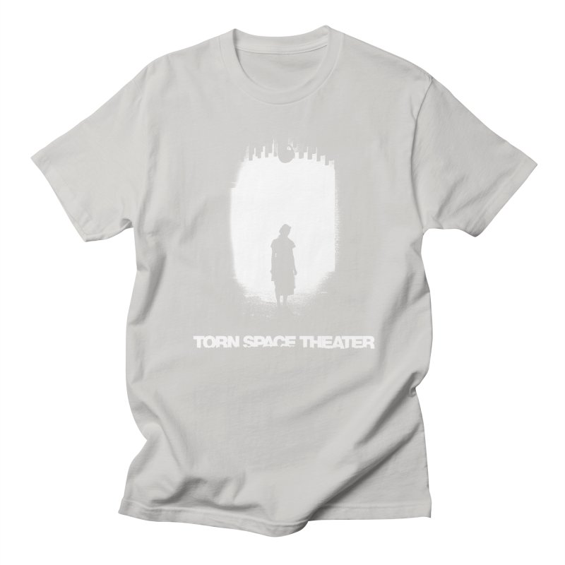 Furnace Silhouette Men's T-shirt by Torn Space Theater's Artist Shop