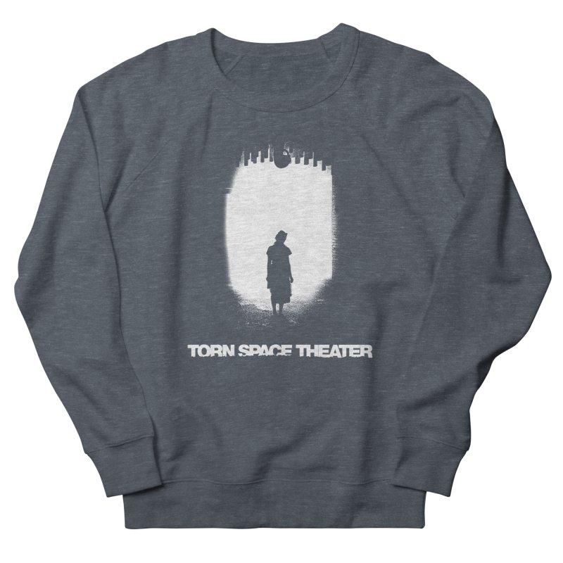 Furnace Silhouette Men's Sweatshirt by Torn Space Theater's Artist Shop