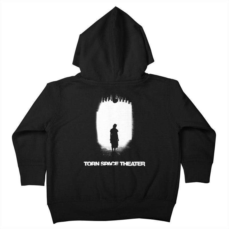 Furnace Silhouette Kids Toddler Zip-Up Hoody by Torn Space Theater's Artist Shop