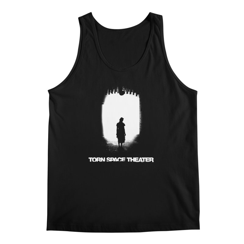 Furnace Silhouette Men's Regular Tank by Torn Space Theater's Artist Shop