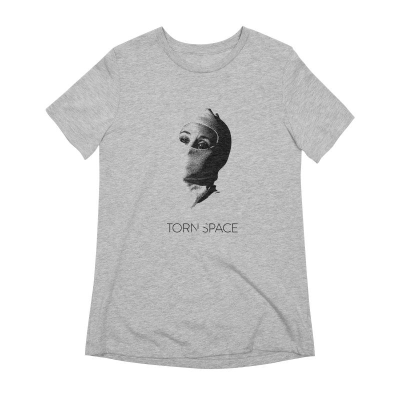 Balaklava (w/ logo) Women's Extra Soft T-Shirt by Torn Space Theater Merch