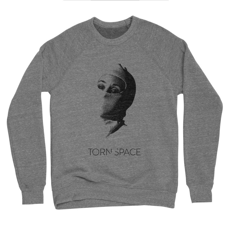 Balaklava (w/ logo) Men's Sponge Fleece Sweatshirt by Torn Space Theater Merch