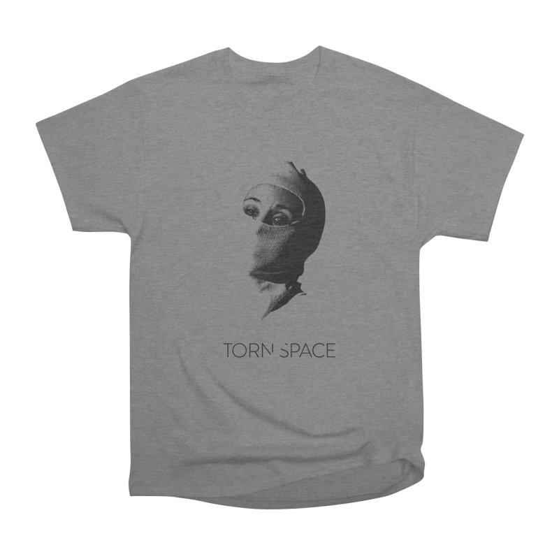 Balaklava (w/ logo) Men's Heavyweight T-Shirt by Torn Space Theater Merch