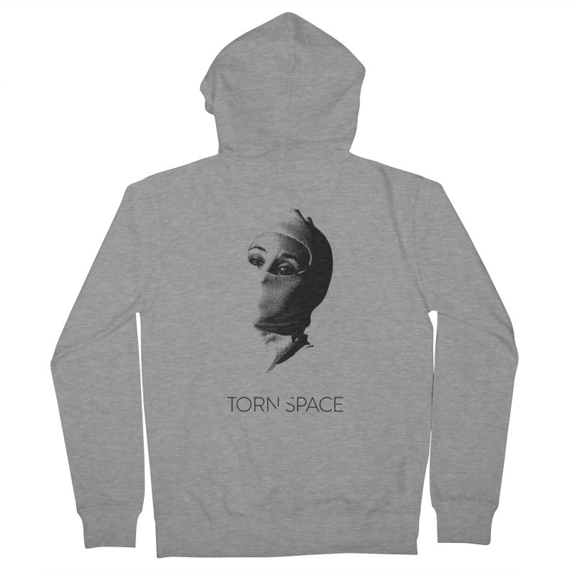 Balaklava (w/ logo) Women's French Terry Zip-Up Hoody by Torn Space Theater Merch