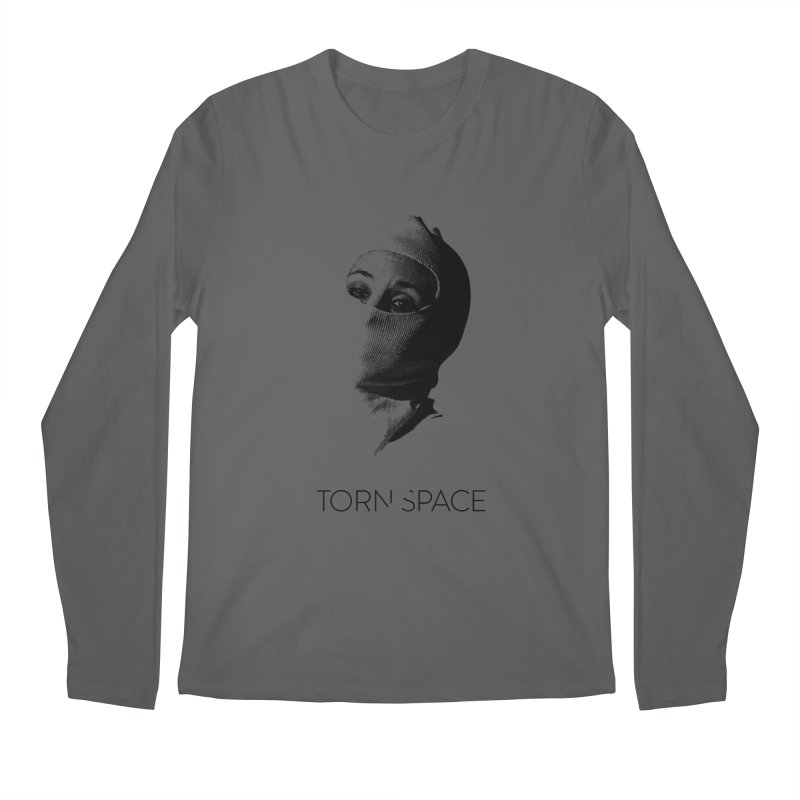 Balaklava (w/ logo) Men's Regular Longsleeve T-Shirt by Torn Space Theater Merch
