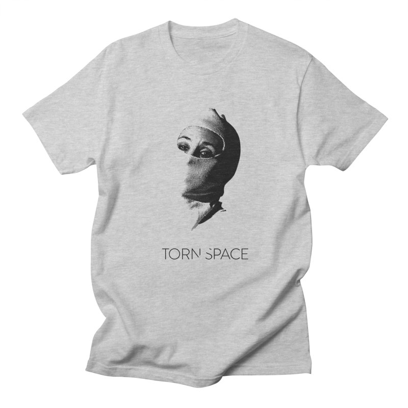 Balaklava (w/ logo) Men's Regular T-Shirt by Torn Space Theater Merch