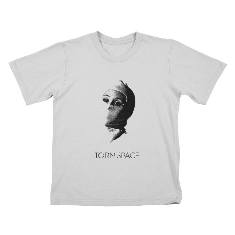 Balaklava (w/ logo) Kids T-Shirt by Torn Space Theater Merch