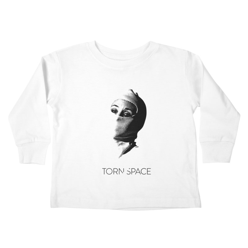 Balaklava (w/ logo) Kids Toddler Longsleeve T-Shirt by Torn Space Theater Merch