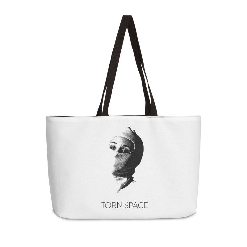 Balaklava (w/ logo) Accessories Weekender Bag Bag by Torn Space Theater Merch