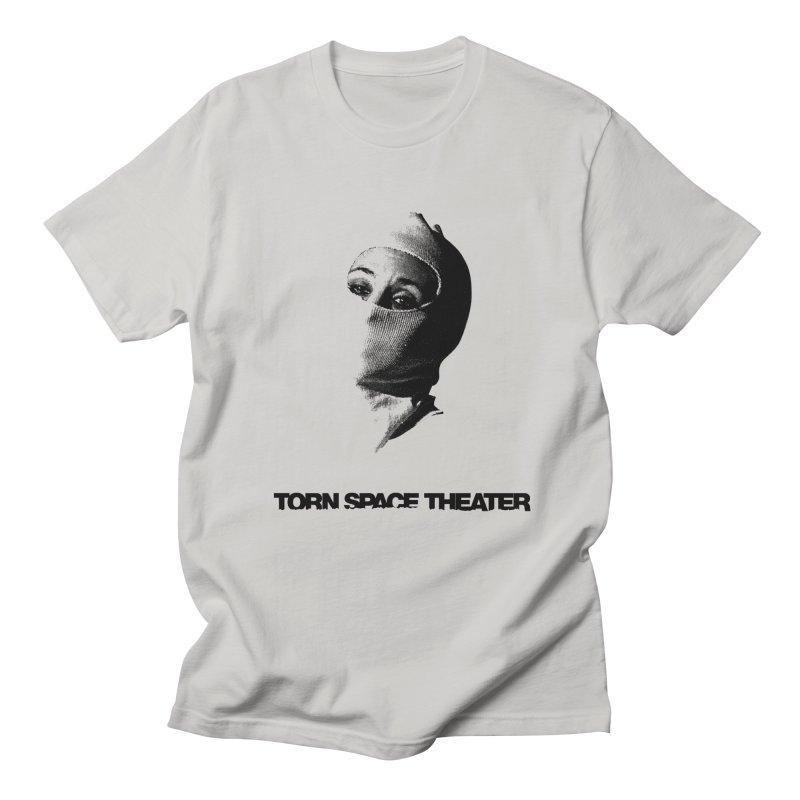 Balaklava (w/ logo) Men's T-Shirt by Torn Space Theater's Artist Shop