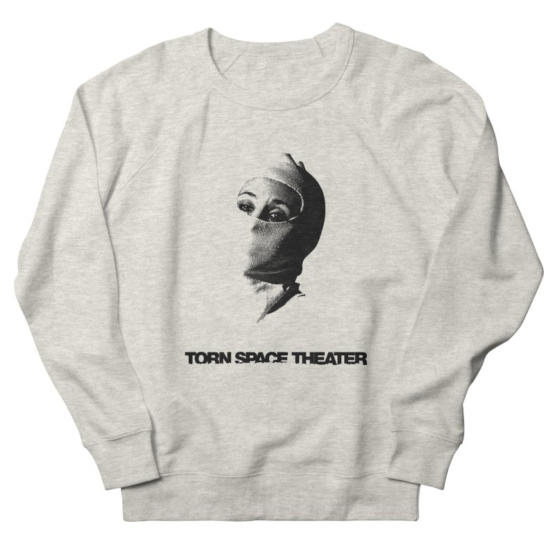 Balaklava (w/ logo) Men's French Terry Sweatshirt by Torn Space Theater's Artist Shop