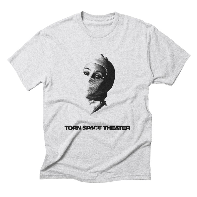 Balaklava (w/ logo) Men's Triblend T-Shirt by Torn Space Theater's Artist Shop