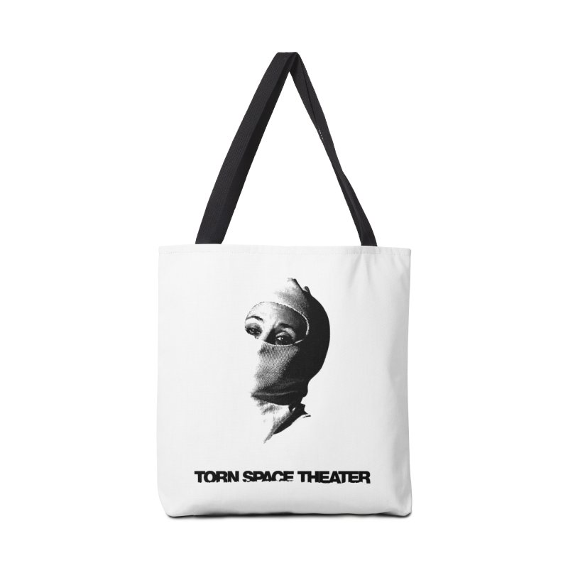 Balaklava (w/ logo) Accessories Bag by Torn Space Theater's Artist Shop