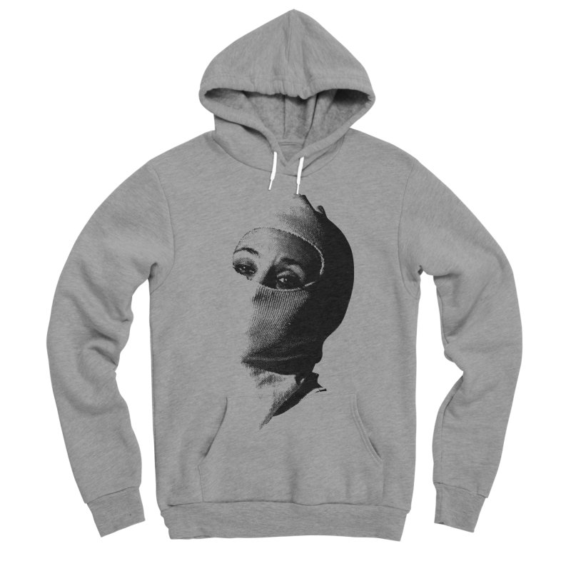 Balaklava Women's Sponge Fleece Pullover Hoody by Torn Space Theater Merch